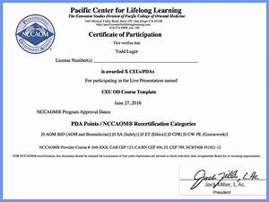 language course certificate template choice image With certificate of installation template