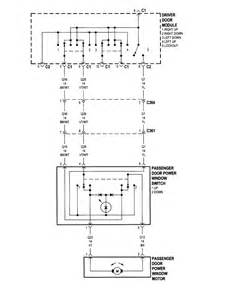 2001 Dodge Dakota Window Switch Wiring Diagram