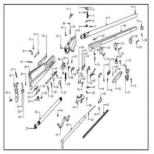 Spencer Rifle Parts