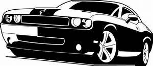 Dodge Challenger Image: Dodge Challenger Logo Vector