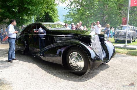 1935 Rolls Royce Phantom by 1935 Rolls Royce Phantom I Jonckheere Coupe Teamspeed
