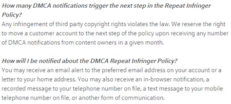 Copyright Infringement Notice Comcast. Compare Usenet And