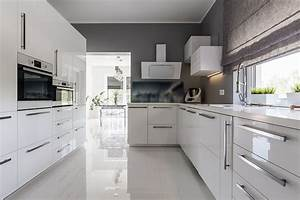 28 Modern White Kitchen Design Ideas Photos Designing Idea