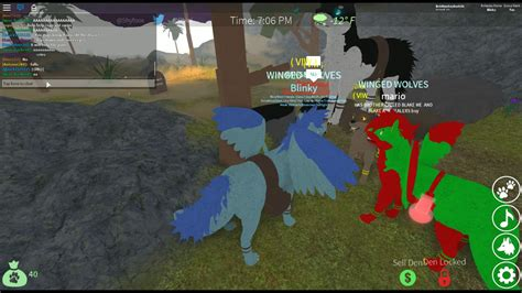 roblox wolf names  hacked roblox game