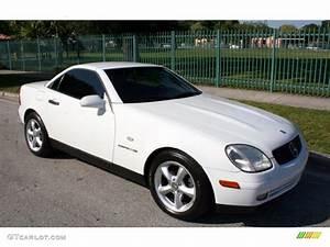 Mercedes Benz Slk 230 Kompressor 1998 : polar white 1998 mercedes benz slk 230 kompressor roadster ~ Jslefanu.com Haus und Dekorationen