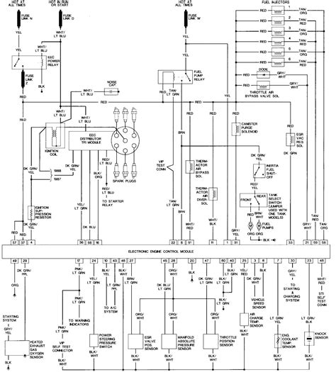 Wiring Schematic 1987 Ford F 250 i need a wire harness and or wiring diagram for a 1987