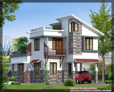 Villa Home Plans by Kerala Villas By Dheeraj Mohan At Coroflot