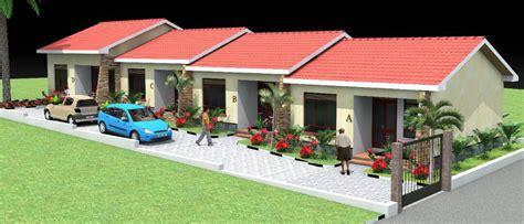 bhk rental property plan