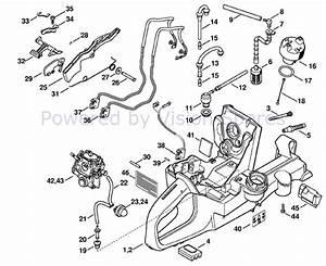 33 Stihl Ts700 Parts Diagram