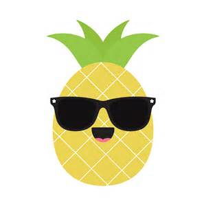 Cute Pineapple Clip Art