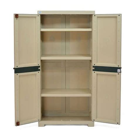 Plastic Storage Cupboards by Nilkamal 2 Door Plastic Cupboard Dimension 595 X 370 X