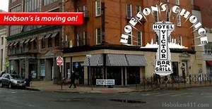 Hobson's Choice Closing in Hoboken, NJ