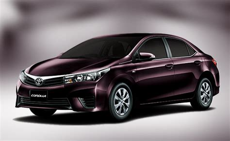 toyota corolla  model price  pakistan   specs