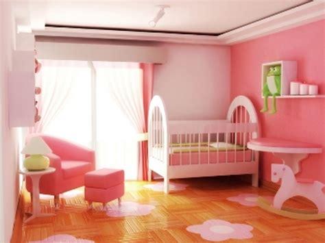 Adorable Baby Girl Bedroom Ideas