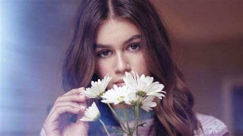 Kaia Gerber Stuns in First Fragrance Campaign for Marc ...
