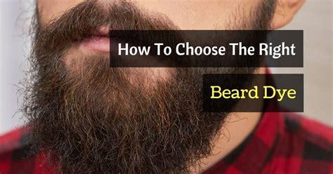 Best Dye The Best Beard Dye 2019 Reviews And Top Picks