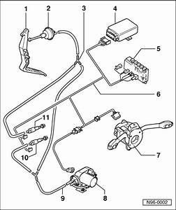 Volkswagen Workshop Manuals  U0026gt  Golf Mk3  U0026gt  Vehicle Electrics