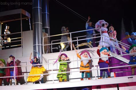 Show Boat Characters by Fantasmic At Disney S Studios Dinner Package