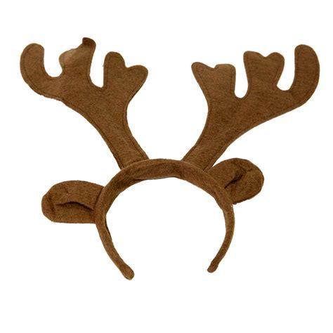 reindeer antler felt reindeer antlers 859216006173 ebay
