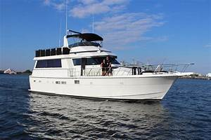 1990 Hatteras 54 Motor Yacht EDMY For Sale