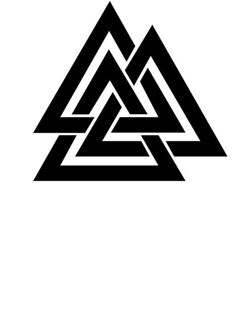 """Valknut 05/03/16 """"Thought and Memory each morning fly Over the vast earth Thought, I fear, may"""
