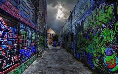 Graffiti Artistic Desktop Backgrounds Wallpapers Street Wall