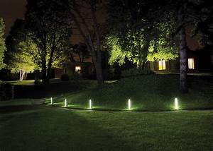Eclairage jardin eclairage jardin led lampe jardin led for Eclairage exterieur jardin