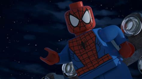 Its Spider Man Vs Doc Ock In Lego Marvel Super Heroes