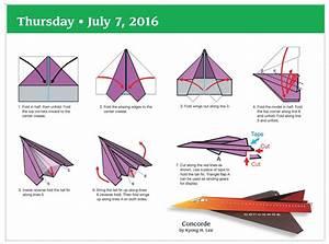 Origami F 15 Diagram