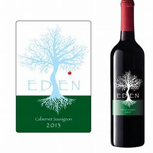 label design production With clear wine labels