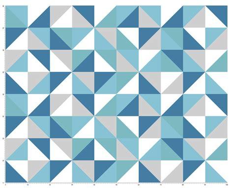 chambre bleu et gris spécialiste français papier peint scandinave interface