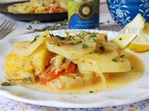 morue cuisine recette de morue a la tomate et aux pommes de terre le