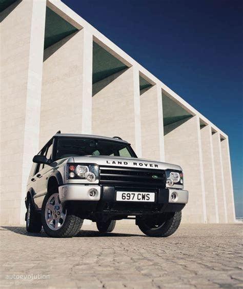 LAND ROVER Discovery - 2002, 2003, 2004 - autoevolution