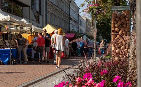 18. jūlijā notiks tirdziņš Rīgas ielā