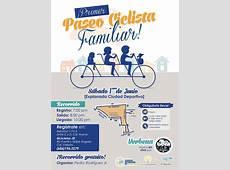 Primer Paseo Ciclista Familiar – Sudor Cachanilla