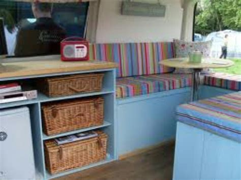Diy Caravan Upholstery by Caravan Interior Storage Ideas Toby Says Looks