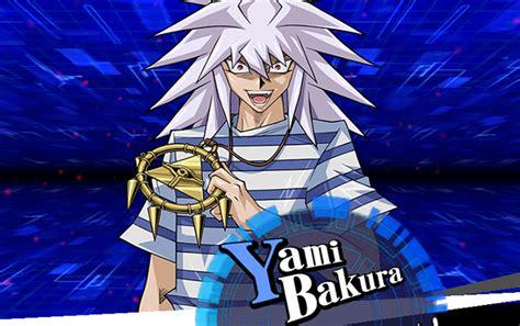 Yami Bakura Deck Duel Links by Yu Gi Oh Duel Links Como Desbloquear Yami Bakura E Suas