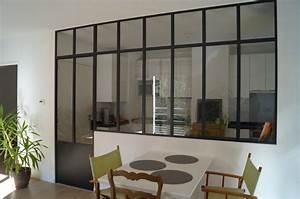 Verriere Interieure Coulissante : verri re d 39 atelier int rieure fabrication fine mfd goudard ~ Premium-room.com Idées de Décoration