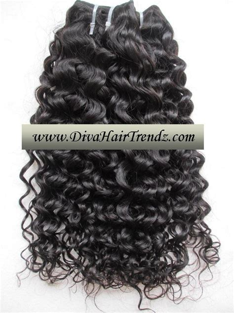 """Bleach, dye and heat style these hair bundles to suit your needs. 18"""", 20"""" & 22"""" Brazilian Remy Spiral Curl 3 Bundles on ..."""