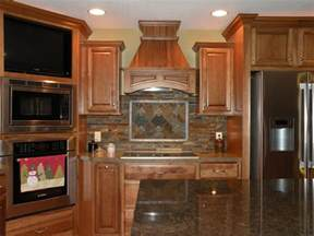 kraftmaid vantage cabinet specifications kraftmaid hickory belmont with sunset stain kitchens
