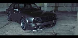 Bmw E30 Powered By A 4 4