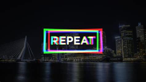 rgb  split logotitle reveal preset tutorial