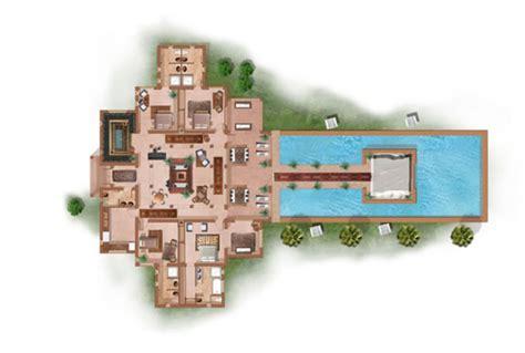 chambre d hotel avec piscine privative villa ryad villas luxe marrakech