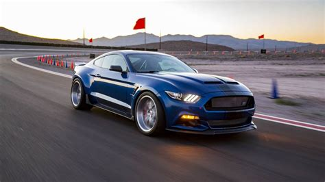 Meet The Shelby Super Snake Mustang Concept And F-150