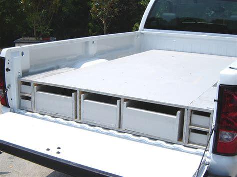truck bed  plans bed plans diy blueprints