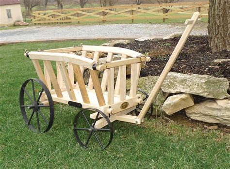 small premium goat cart  dutchcrafters amish furniture