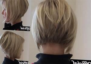 Coiffure Carre Plongeant : coupe carr plongeant les coupes de cheveux highfly ~ Nature-et-papiers.com Idées de Décoration