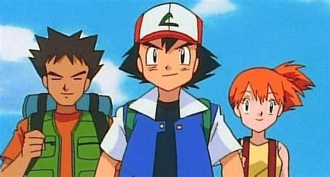 brock misty aparecerao novamente anime de pokemon