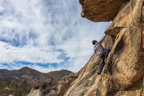 Rock Climbing Joshua Tree  Rock Climb Every Day