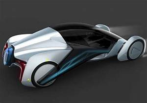 Futuristic Eastern Sedans : GlideX 2020 Concept Vehicle